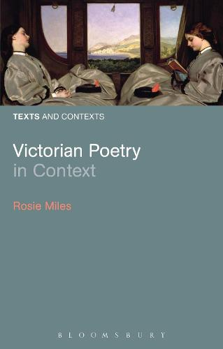Victorian Poetry in Context - Texts and Contexts (Paperback)