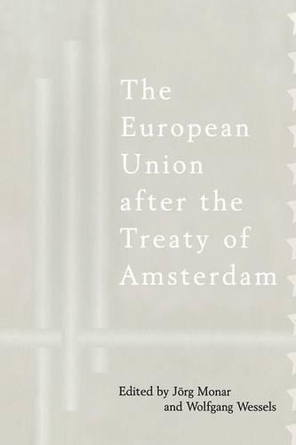 The European Union After the Treaty of Amsterdam (Paperback)