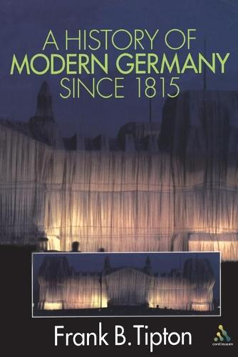 A History of Modern Germany since 1815 (Paperback)