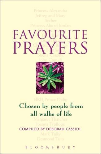 Favourite Prayers (Paperback)