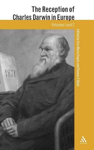 The Reception of Charles Darwin in Europe - The Reception of British and Irish Authors in Europe (Hardback)