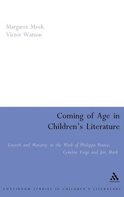 Coming of Age in Children's Literature (Hardback)