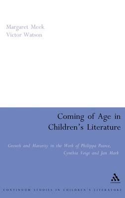 Coming of Age in Children's Literature (Hardback)