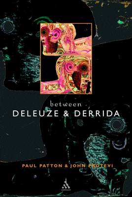 Between Deleuze and Derrida (Paperback)
