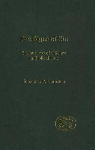 Signs of Sin (Hardback)