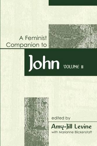 Feminist Companion to John Volume 2: 2 (Paperback)