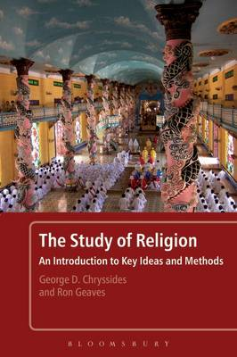 The Study of Religion: An Introduction to Key Ideas and Methods (Paperback)