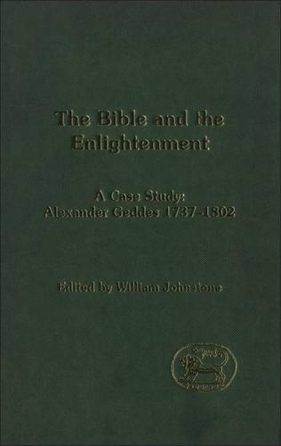 Bible and the Enlightenment (Hardback)