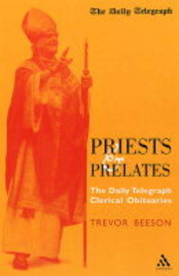 Priests and Prelates (Paperback)