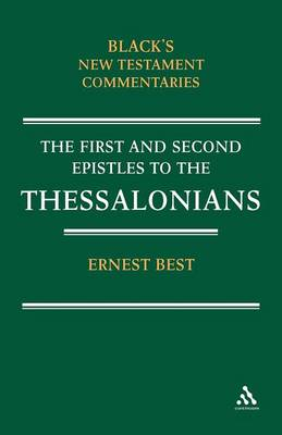 1 & 2 Thessalonians (Paperback)