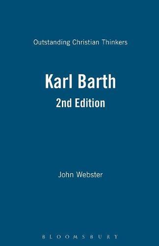 Karl Barth (Paperback)