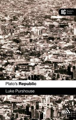 Plato's 'Republic': A Reader's Guide - Reader's Guides (Paperback)