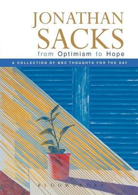 From Optimism to Hope: Thoughts for the Day (Paperback)