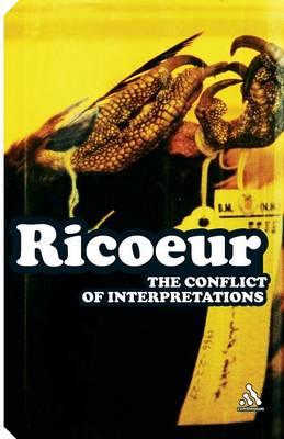 The Conflict of Interpretations - Continuum Impacts (Paperback)
