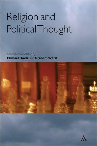Religion and Political Thought: Key Readings - Past and Present (Paperback)