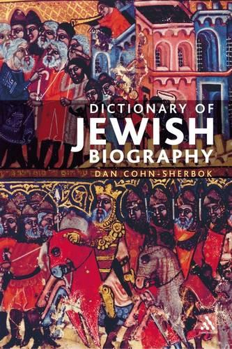 Dictionary of Jewish Biography (Paperback)