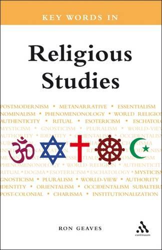 Key Words in Religious Studies (Paperback)