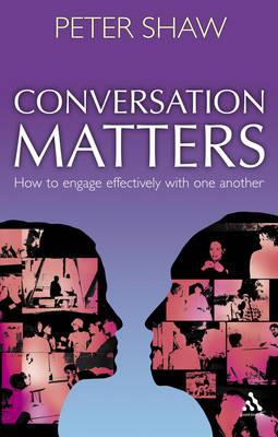 Conversation Matters (Paperback)