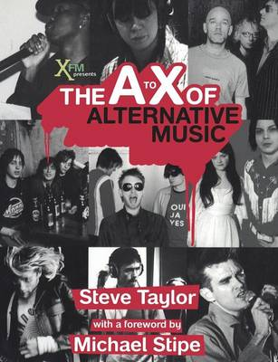 The A to X of Alternative Music (Paperback)