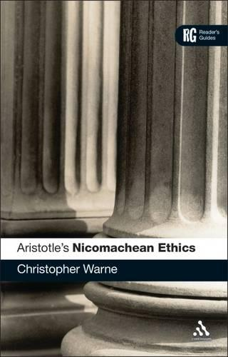 """Aristotle's """"Nicomachean Ethics'"""": A Reader's Guide - Reader's Guides (Paperback)"""