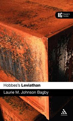 """Hobbes's """"Leviathan"""": A Reader's Guide - A Reader's Guides (Hardback)"""
