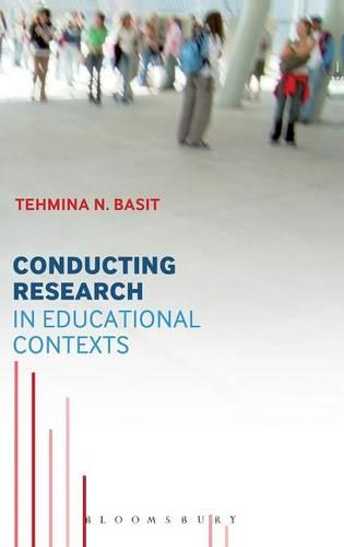 Conducting Research in Educational Contexts (Hardback)