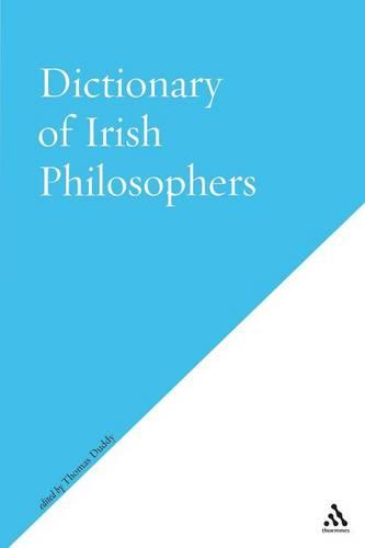 Dictionary of Irish Philosophers (Paperback)