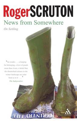 News from Somewhere: On Settling (Paperback)