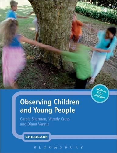 Observing Children and Young People (Paperback)
