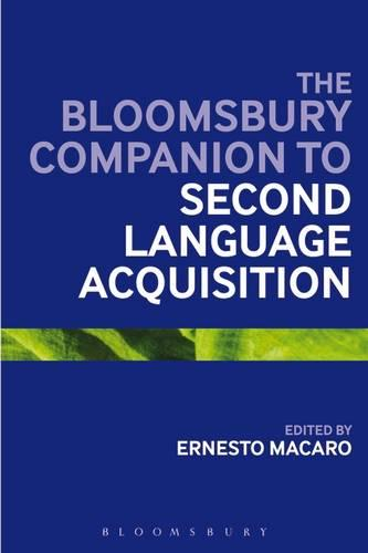Continuum Companion to Second Language Acquisition - Continuum Companions (Hardback)