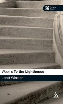 """Woolf's """"To the Lighthouse"""": A Reader's Guide - A Reader's Guides (Hardback)"""