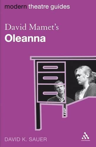 David Mamet's Oleanna (Paperback)