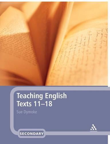 Teaching English Texts 11-18 (Paperback)