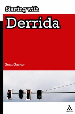 Starting with Derrida (Paperback)