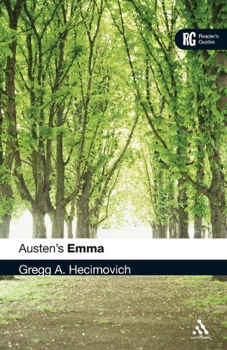"Austen's ""Emma"" - Reader's Guides (Paperback)"