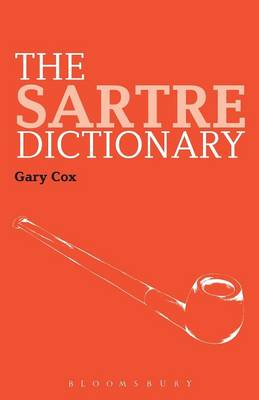 The Sartre Dictionary (Paperback)