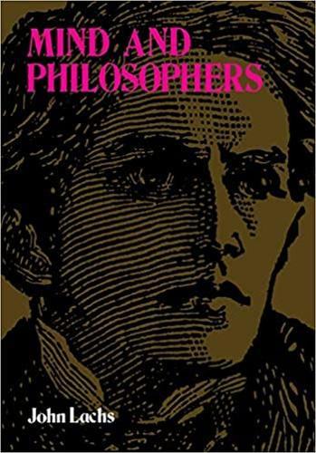 Mind & Philosophers (Hardback)