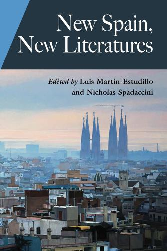New Spain, New Literatures (Paperback)