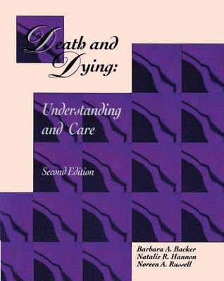 Death and Dying Understanding and Care (Paperback)