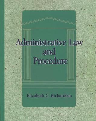 Administrative Law and Procedure (Paperback)