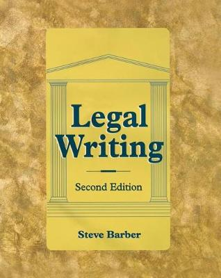 Legal Writing (Paperback)