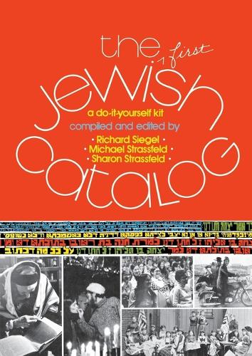 The First Jewish Catalog: A Do-It-Yourself Kit (Paperback)
