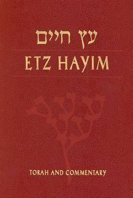 Etz Hayim-A Torah Commentary (Hardback)