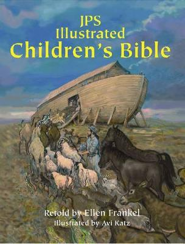 JPS Illustrated Children's Bible (Hardback)