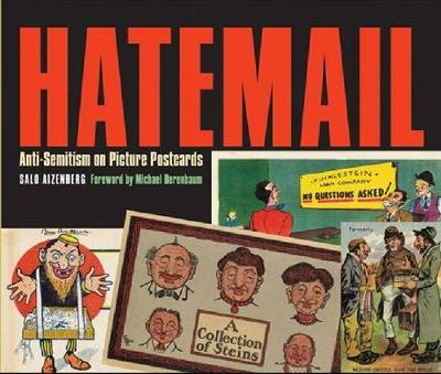 Hatemail: Anti-Semitism on Picture Postcards (Paperback)
