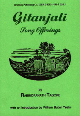 Gitanjali: Song Offerings (Paperback)