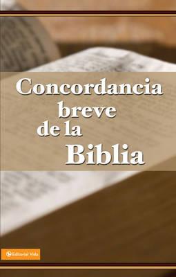 Concordancia Breve De La Biblia (Paperback)