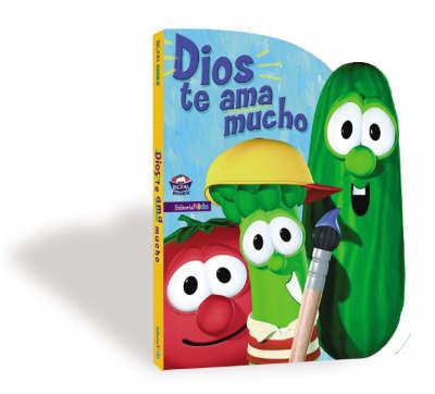 Dios Te Ama Mucho - Big Idea Books No. 78 (Board book)