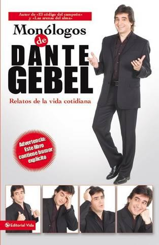 Mon logos de Dante Gebel: Relatos de la Vida Cotidiana (Paperback)