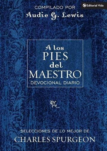 A Los Pies Del Maestro: A Daily Devotional (Paperback)